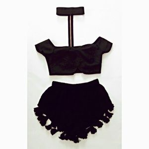 Tops - Black Outfit
